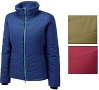 Noble Equestrian Aspire Quilted Warm Ladies Riding Jacket -Water Repellent Cheap
