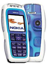 Téléphone Nokia 3220 avec batterie et chargeur - débloqué tout opérateur - Bleu