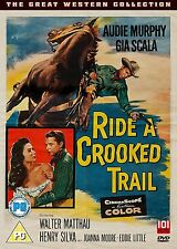 Ride A Crooked Trail - Great Western Collection (DVD, 2014)