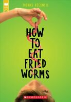 How to Eat Fried Worms, Paperback by Rockwell, Thomas; McCully, Emily Arnold ...
