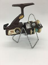 Vintage Olympic 151 Vo-Auto Open Face Spinning Fishing Reel