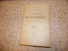 1898.La prise de la Bastille.Michelet