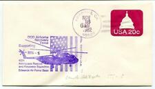 1982 DOD Airbone Recovery Force Supporting STS-5 Edwards AFB California NASA USA