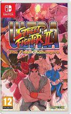 Videojuegos de lucha Street Fighter nintendo