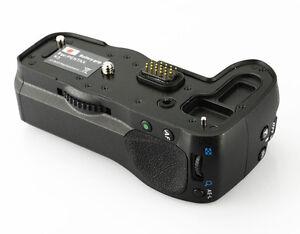 Multi-Power Vertical Battery Grip Pack as D-BG5 for Pentax K3 K-3 Camera D-Li90