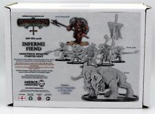 Darklands INF-DIS-310H Infernii Fiend Monstrous Infantry Starter Host Demons NIB