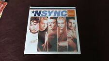 New NSYNC 'N Sync Limited 2XLP Bonus Tracks Limeade Colored LP Wax Vinyl Rare