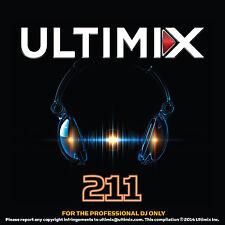 Ultimix 211 CD Ultimix Records Maroon 5 One Direction Meghan Trainor HOOYEAH!