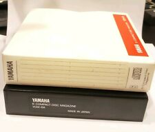 Yamaha Ycm-6A 6 Compact Disc Magazine and Sleeve