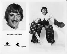 Michel Larocque team Canada 1972 8x10 Photo