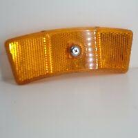 Vintage Sate-Lite 709 Reflector Amber Yellow Spoke Schwinn Scrambler BMX C10
