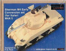 Legend Sherman M4 Early Conversion-Italeri M4A1 #LE1101