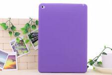 Rubber Silicone Soft TPU Back Case Cover For Apple iPad Pro 2 3 4 Mini 2 3 Air2