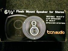 3-Wege Lautsprecher - Schwarz