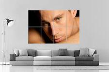 Channing Tatum  Art Poster Grand format A0