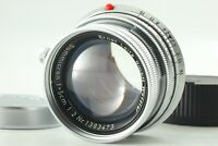 [MINT] Leica Leitz Wetzlar Summicron 5cm 50mm f/2 M mount Lens from Japan #J24