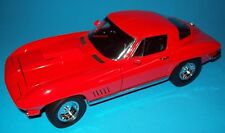 Exoto Motorbox 1967 Corvette Stingray Orange Custom Dragster 1/18 MTB00017 New
