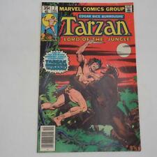 Marvel Comic Tarzan #7 Edgar Rice Burroughs 1977