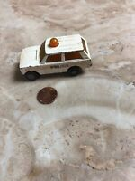 Vintage Matchbox Superfast #20 Police Patrol W/Box Mint Lesney England Toy Car