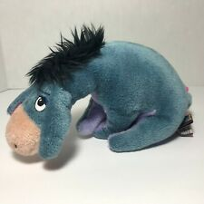 Vintage GUND Disney Pooh 100 Acre Collection Eeyore Plush Stuffed Animal