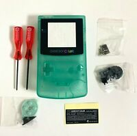 Replacement Housing for Nintendo Game Boy Color GBC Shell Tools