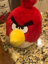 """Angry Birds 5"""" Red Rovio Entertainment EUC"""