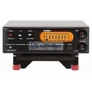 UNIDEN UBC355CLT Receiver Scanner Base 4 Bands 800106