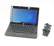 "HP Mini 5103 10"" Intel Atom N455 1.66GHz 2GB Ram 160GB HDD Windows 10 Laptop"