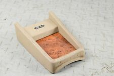 JAGUAR DAIMLER XJ6 XJ12 XJ40 REAR CENTRE CONSOLE EXTENSION DOESKIN VENEER WOOD