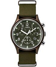 Timex Mk1 Green/Green Mens Watch TW2R67800