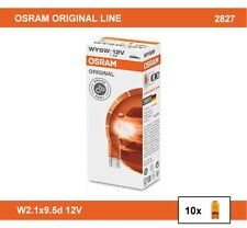 Osram WY5W Original Line 12V 5W W2.1x9.5d Ersatz Halogen Lampe 10 Stück 2827