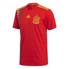 Spain 2018 Home Football Shirts (National Teams)