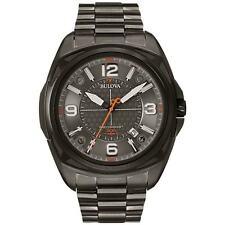 Bulova 98B225 Mens Grey Dial Analog Quartz Watch