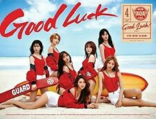 Good Luck - Week (A Version) - Aoa (2016, CD NEUF)