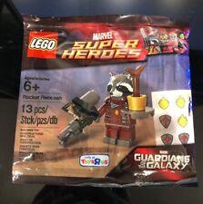 LEGO MARVEL SUPER HEROES 5002145 - ROCKET RACCOON - POLYBAG TOYS R US EXCLUSIVE!