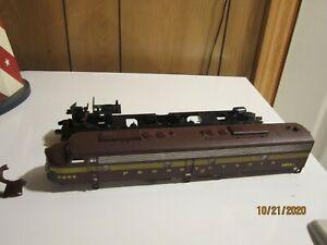 HO Scale Lifelike Proto 2000 PRR E8 dummy diesel locomotive, #5894a for parts