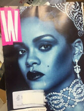 W Magazine / Limited Edition /  / September 2016 / Rihanna /