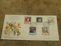 1986 First Day Cover / FDC - Hong Kong - Queens 60th Birthday
