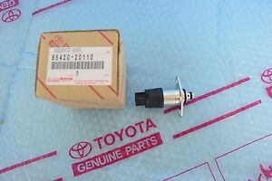 Toyota CAMRY 1992-2001 4CYL 2.2L GENUINE TRANSMISSION SOLENOID 85420-20110