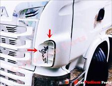 For Scania 4 P G R series Chrome Air Vent Frame Trim Set 4 pcs Stainless STEEL
