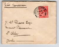 Great Britain 1916 Brocton Camp Army PO Cover  - Z13364