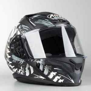 CASCO INTEGRALE AIROH VALOR SHELL OPACO TAGLIA XL