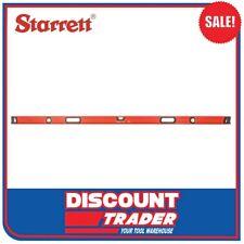 Starrett Exact Klix72-1-n Aluminium I-beam Magnetic Level With 3 Plastic 360° V