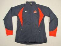 NEW Under Armour Auburn Tigers - Navy/Orange Poly Jacket (Multiple Sizes)