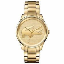 Lacoste 2001016 Women's Victoria Gold-Tone Quartz Watch
