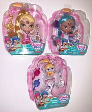 Shimmer & Shine, Genie Disguise Leah, Princess Samira, Tala & Nahal Nickelodeon
