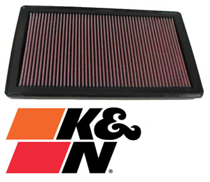 K&N REPLACEMENT AIR FILTER FOR MAZDA RX-8 FE 13BMSP 1.3L R2