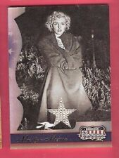 MARILYN MONROE #d WORN RELIC SWATCH MEMORAILIA CARD ACTRESS SEX SYMBOL AMERICANA