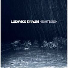 "LUDOVICO EINAUDI ""NIGHTBOOK"" CD NEU"