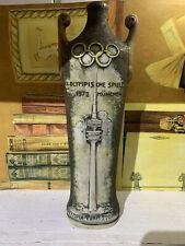 Raro Pezzo Ceramica Olympische Spiele 1972 290ml 1488kg
